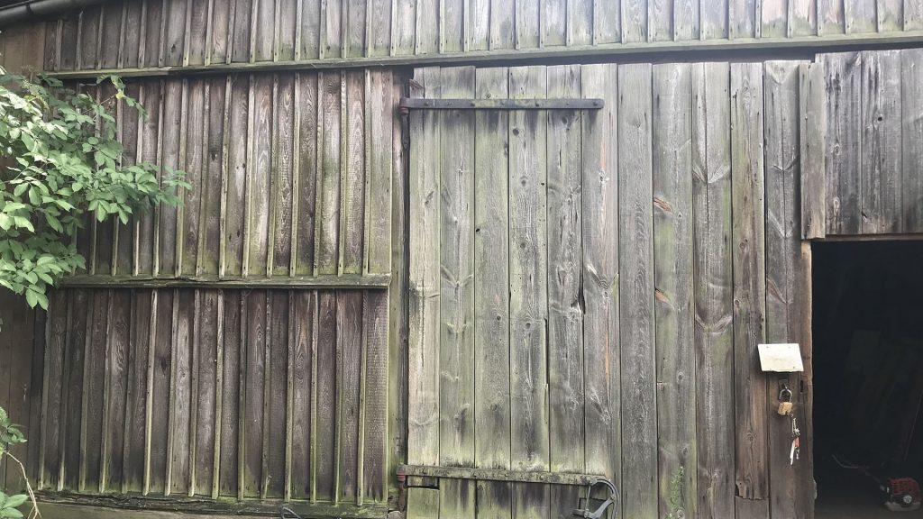 Gut Leben im Landresort Birkholz Tür