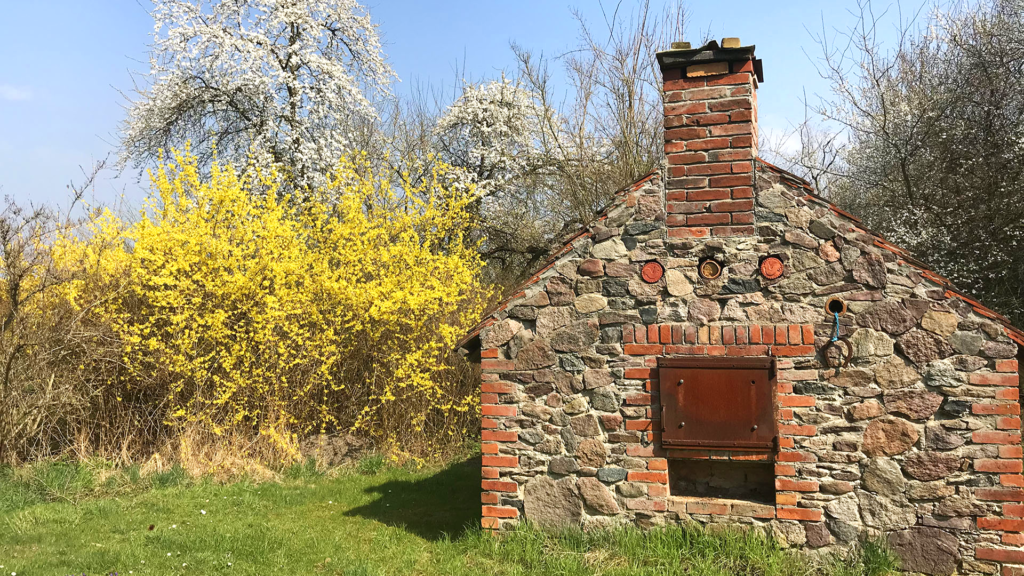Gut Leben im Landresort Birkholz backen Brotbackhaus